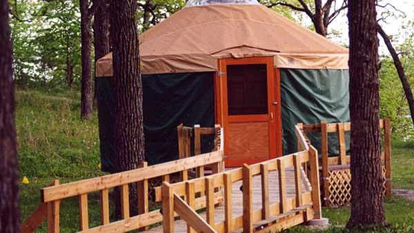 Overnight Cabins Iowa Dnr