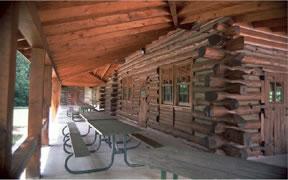 Ambrose picnic shelter