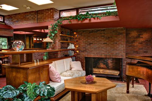 Cedar Rock garden room
