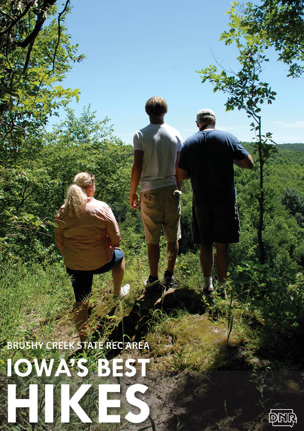 Iowa's Best Hikes: Brushy Creek State Recreation Area | Iowa DNR