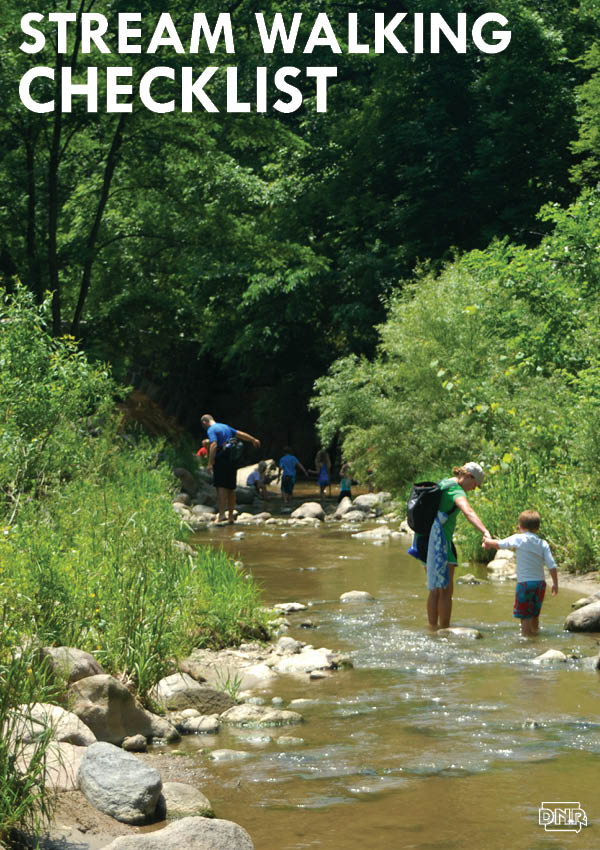 Rediscover the joy of walking the creek! | Iowa DNR