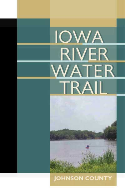Iowa River Water Trail brochure