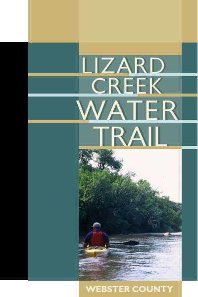 Lizard Creek Water Trail brochure