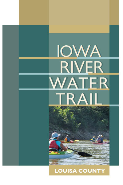 Iowa Water Trail brochure