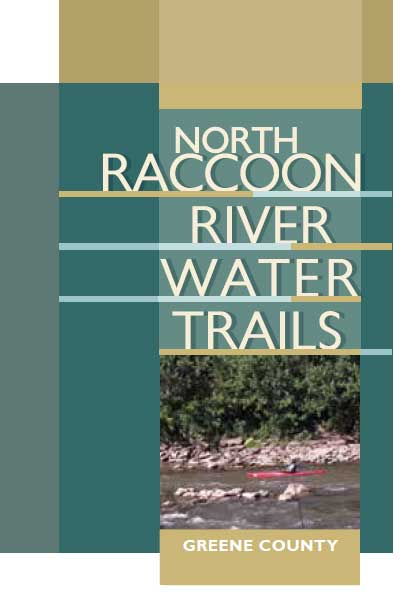 North Racoon Greene County River Water Trail brochure