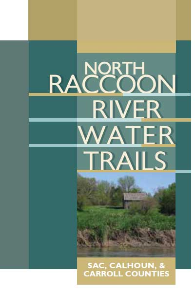 North Racoon from sac to carroll River Water Trail brochure