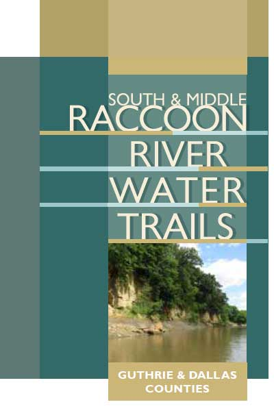 South and Middle Raccoon River Water Trail brochure