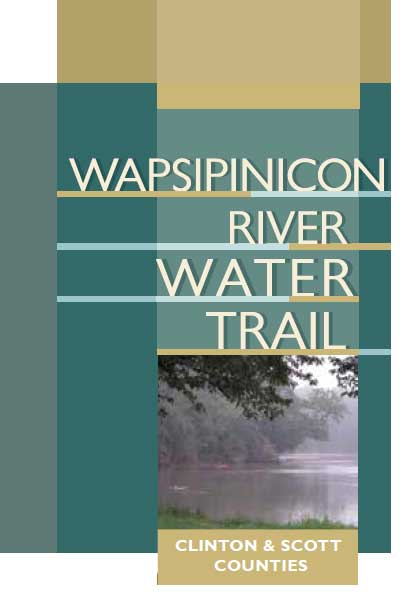 Wapsipinicon County River Water Trail brochure