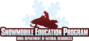 Snowmobile Education Program logo