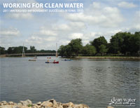 Sample of the Working for Clean Water success story publication