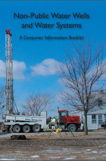 Iowa DNR Private Well Consumer Information Booklet image